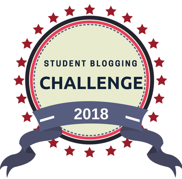 Student Blogging Challenge March 2018